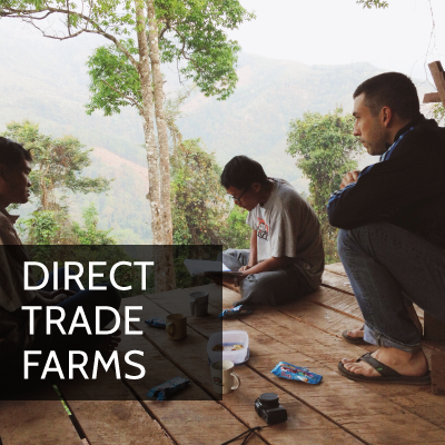 Simple Coffee Direct Trade Farms