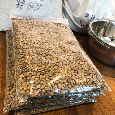 Simple Coffee Roasting